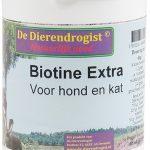 Dierendrogist biotine poeder+kruiden voor hond en kat
