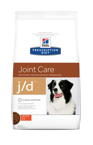 Hill's canine j/d