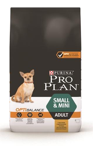 Pro plan dog adult small / mini kip