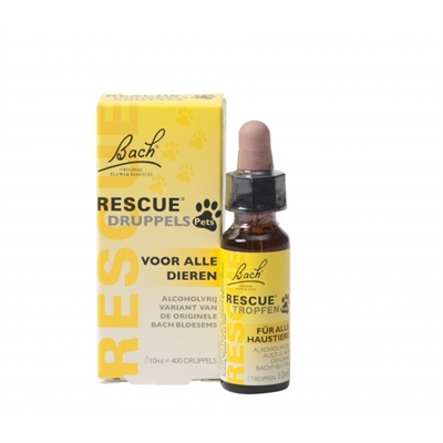 Bach rescue remedy pets druppels