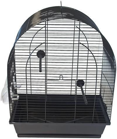 Az vogelkooi lucie zwart / zwart