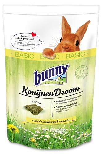 Bunny nature konijnendroom basic