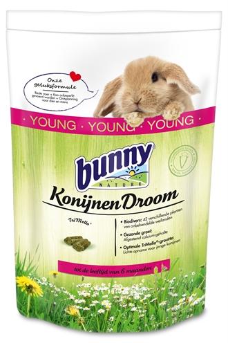 Bunny nature konijnendroom young