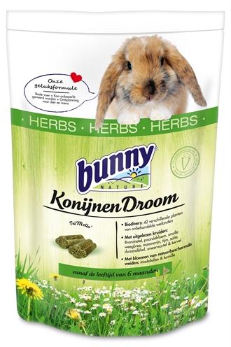 Bunny nature konijnendroom herbs