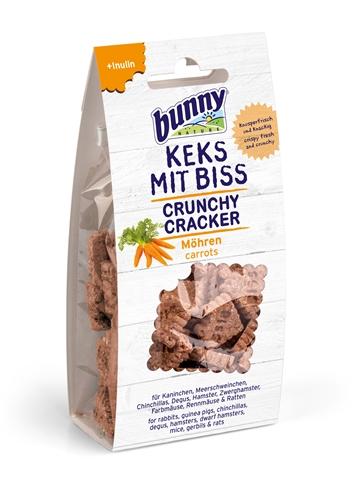 Bunny nature crunchy cracker wortel