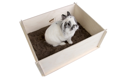 Bunny nature diggingbox graafbox