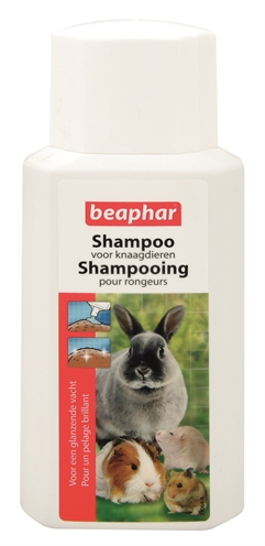 Beaphar knaagdiershampoo