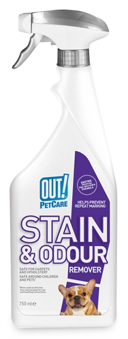 Out! stain & odour remover