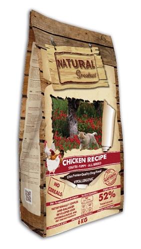 Natural greatness chicken starter