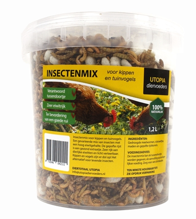 Insectenmix