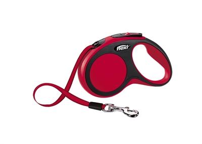 Flexi rollijn new comfort tape rood