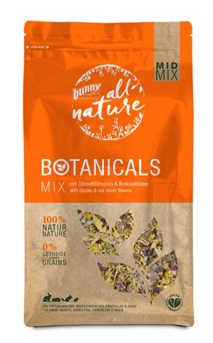 Bunny nature botanicals midi mix madelief / rode klaver bloesem