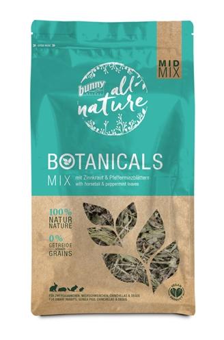 Bunny nature botanicals midi mix heermoes / pepermunt blad