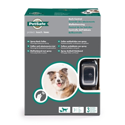 Petsafe big dog deluxe spray blafband geurloos