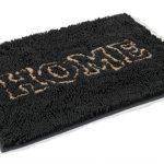 Zolux microfibre droogmat home zwart