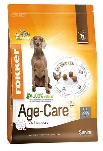 Fokker age-care senior