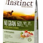 True instinct no grain medium adult chicken