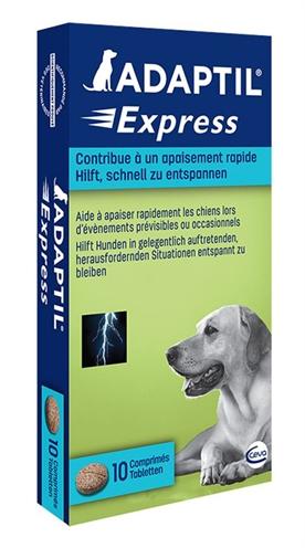 Adaptil express anti-stress tabletten