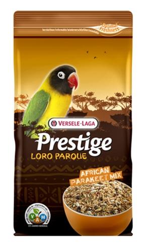 Prestige premium loro parque afrikaanse grote parkiet mix