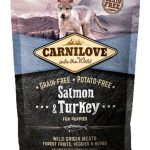 Carnilove salmon / turkey puppies
