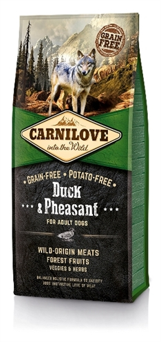 Carnilove duck / pheasant adult