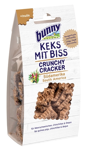Bunny nature crunchy cracker zuid-amerikaanse mix