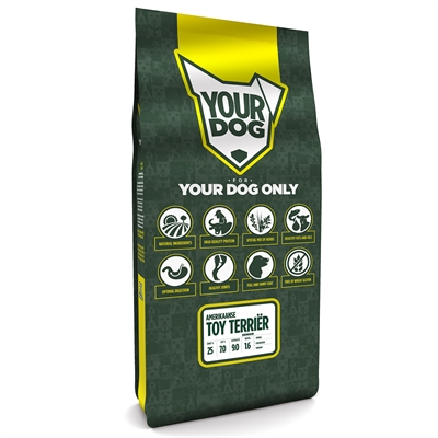 Yourdog amerikaanse toy terriËr senior