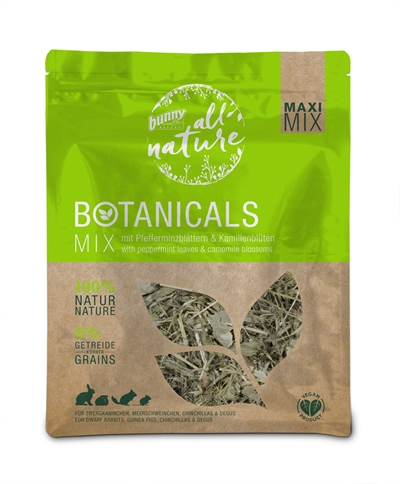 Bunny nature botanicals maxi mix pepermuntblad / kamillebloesem