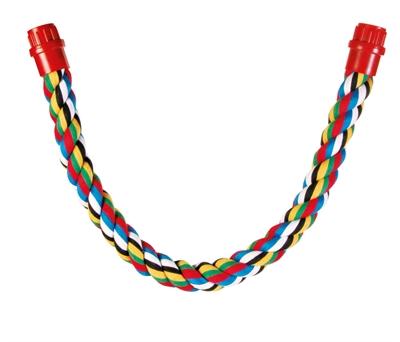 Trixie zitstok touw flexibel met schroefbevestiging