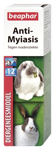 Beaphar anti-myasis madenziekte konijn