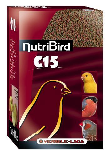 Nutribird c15 onderhoudsvoeder