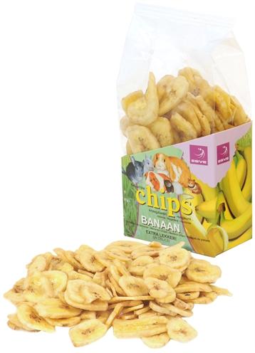 Esve knaagdierchips banaan