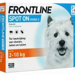 Frontline hond spot on small