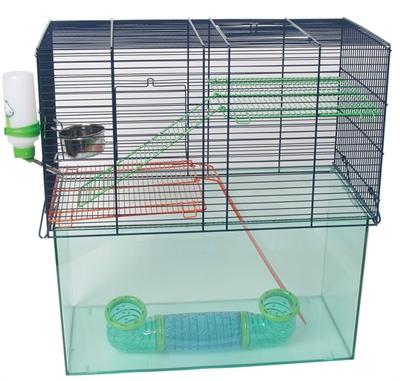 Savic gerbil/hamsterset compleet