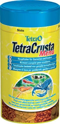 Tetra crusta menu