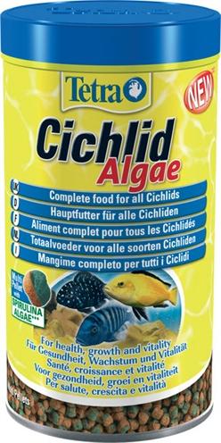 Tetra cichlid algae