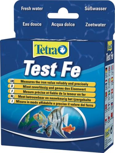 Tetra test fe ijzer