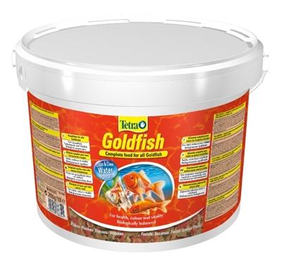 Tetra goldfish emmer