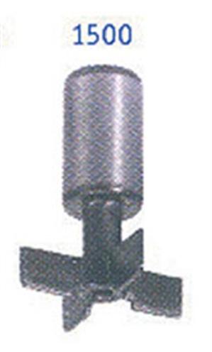 Juwel pomprad voor pomp 1500 ltr