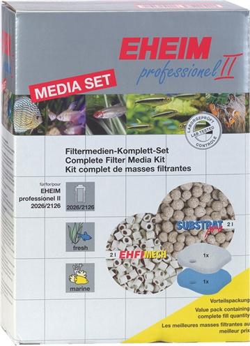 Eheim filtermedia set voor pomp 2026/2126