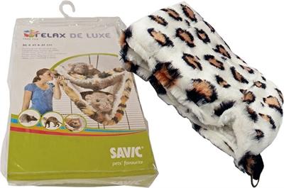 Savic tube fake fur relax de luxe rat/fret