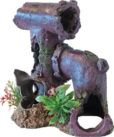 Ornament gezonken buizen
