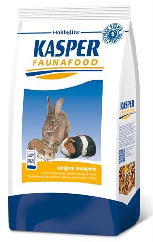 Kasper faunafood hobbyline konijnen knaagmix