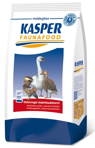 Kasper faunafood hobbyline watervogel onderhoudskorrel