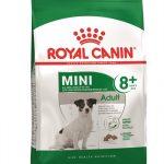Royal canin mini adult +8