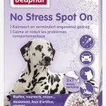 No stress spot on kalmeert en stimuleert goed gedrag hond
